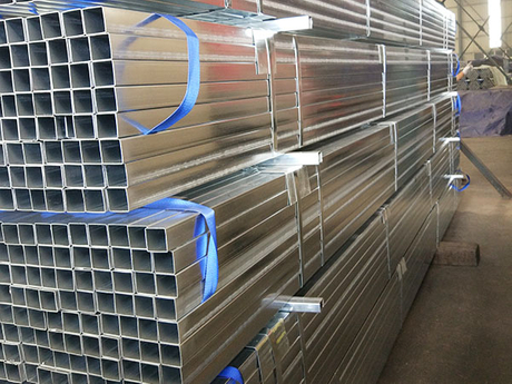 China Pre-galvanized Steel Pipe
