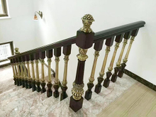 Decorative Stair Pipes supplies
