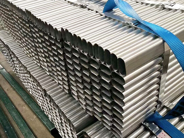 Pre-galvanized Oval Steel Pipe