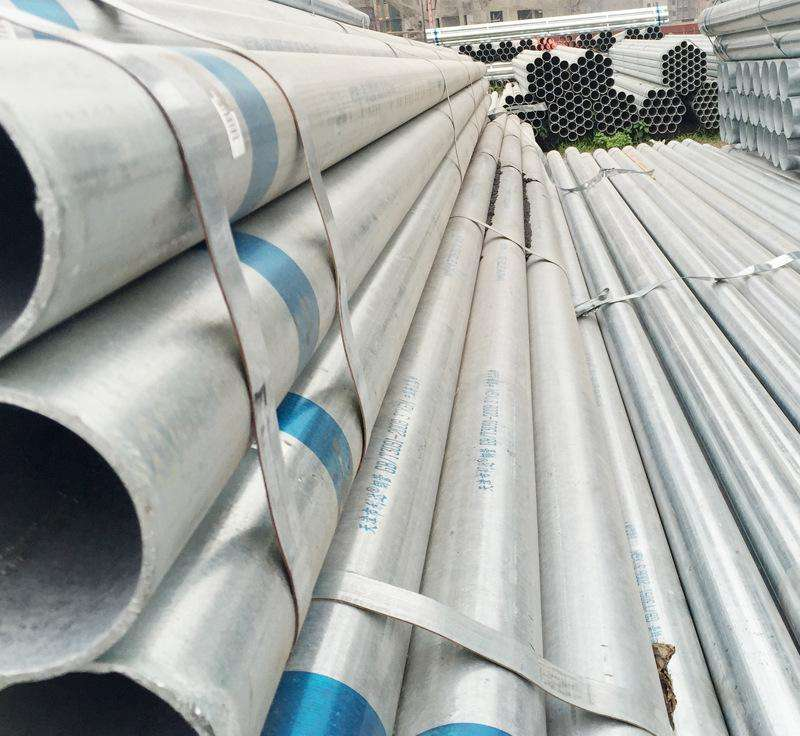 round steel pipe exporter