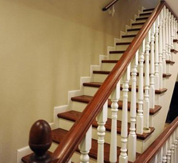stair pipes save time and effort